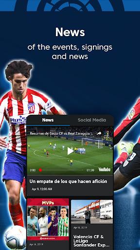 La Liga - Live Soccer Scores, Goals, Stats & News Screenshots 11