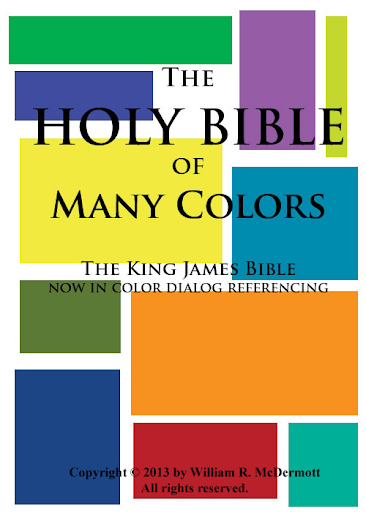 Free - Bible of Many Colors