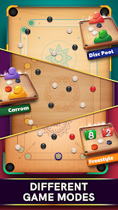 Carrom Pool Mod Apk Latest 5.2.2 [Unlimited Coins + Gems] 3