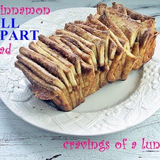 Cinnamon Pull Apart Bread for SRC