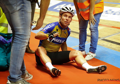 Mark Cavendish mag deelname aan de Olympische Spelen op zijn buik schrijven
