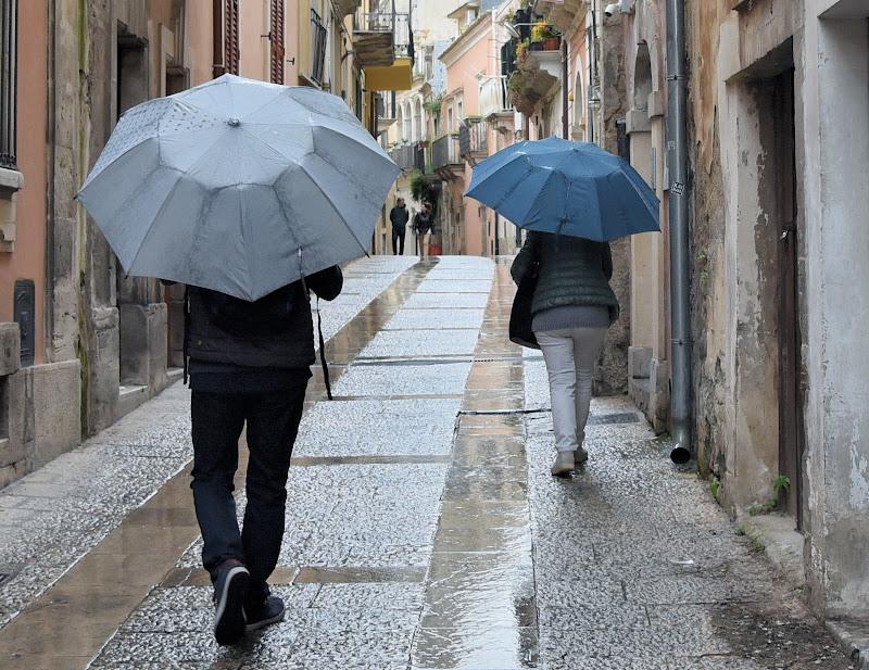 anche se piove...... di Isidoro.