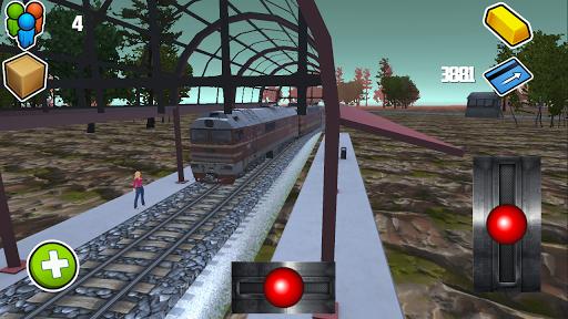 Subway Train Driver 3D