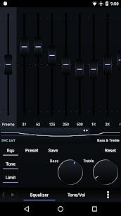 Poweramp Music Player RC Build 797 Play Apk 3