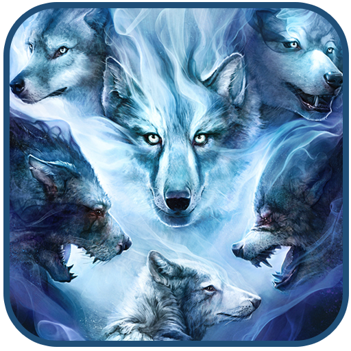 Blue Wolf King