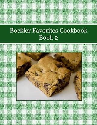 Bockler Favorites Cookbook Book 2