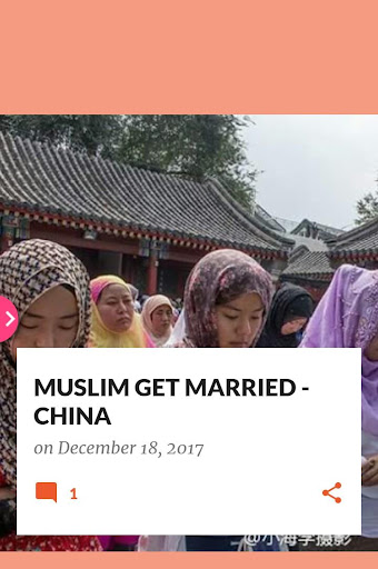 Muslim Get Married