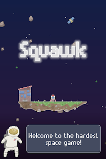 Squawk - A space odyssey- screenshot thumbnail