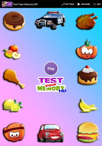 Test Your Memory HD