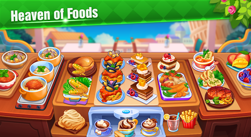 Cooking Family :Craze Madness Restaurant Food Game android2mod screenshots 4
