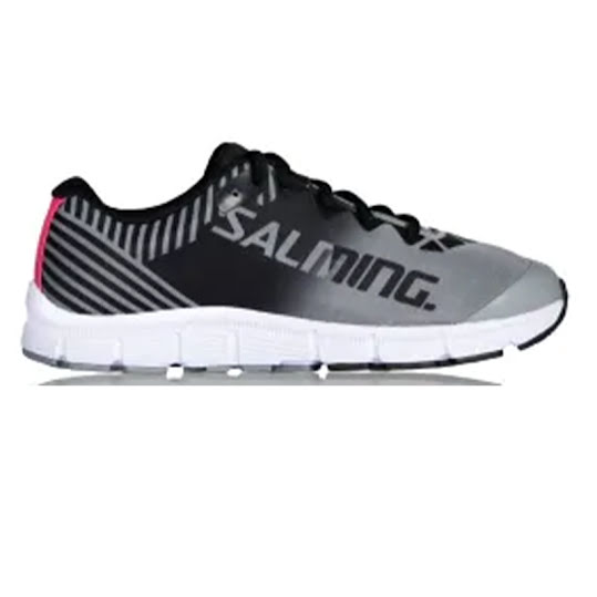 Salming Miles Lite Running Shoe, Woman, Grey/Black, Stl: 36