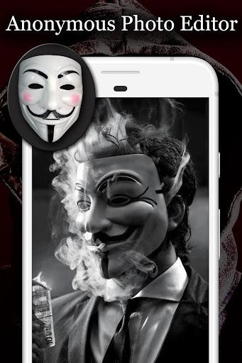 Anonymous Mask Photo Editor Free 1.8 screenshots 6