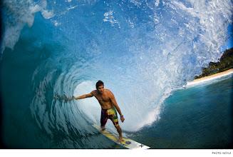 Photo: Joel Centeio, Backdoor. Photo: Noyle #surfer #surferphotos