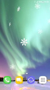 Beautiful Winter Live Wallpaper - náhled