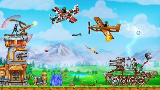 The Catapult 2 Mod Apk 5.0.0 (Unlimited Money + Unlocked) 2