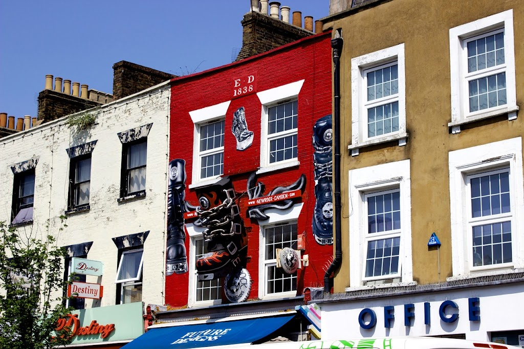 Camden London Tour Guides - great tours in Camdentown London
