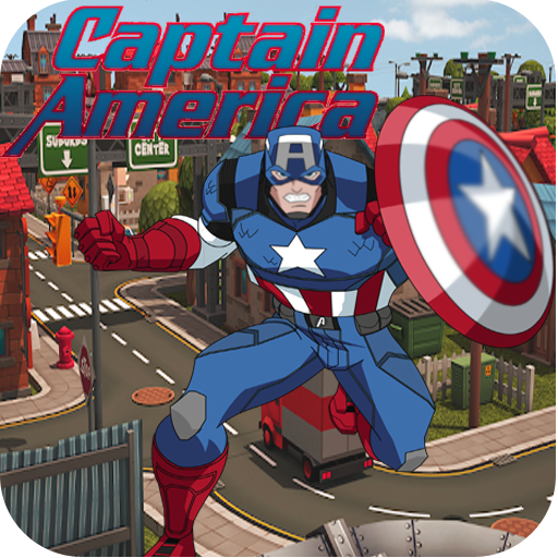 Subway Captain America Run