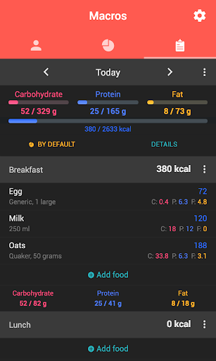 Macros - Calorie Counter & Meal Planner ss2