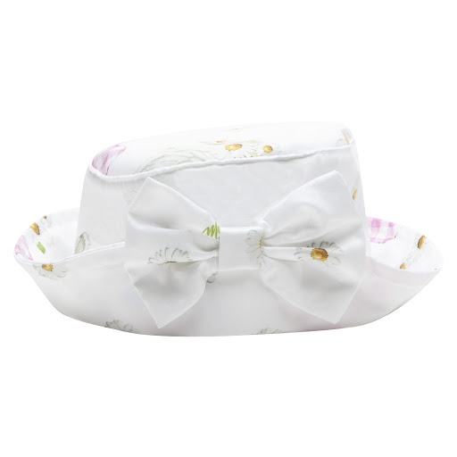 Thumbnail images of Monnalisa White Sun Hat