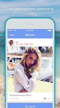 ... Meet Me: Chat & Hook Up with Nearby Singles Online poster ...