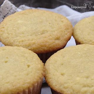 Paleo Coconut Flour Cupcakes.