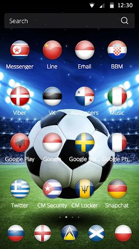 玩免費運動APP|下載2016世界杯足球主题世界杯國旗圖標綠茵場壁紙男人热血主題 app不用錢|硬是要APP