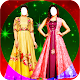 Download Longfrock Photo Suit for girls : Women long dress For PC Windows and Mac