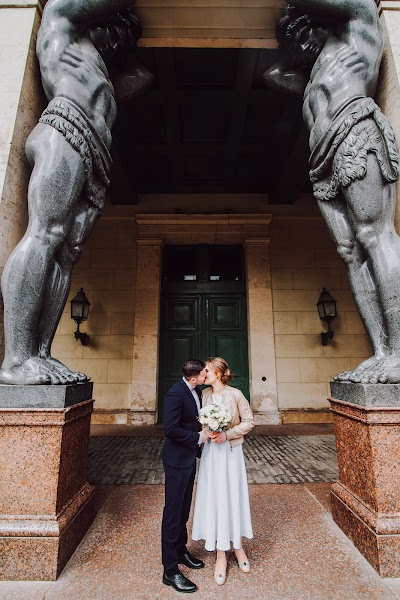 Hochzeitsfotograf Nadezhda Makarova (nmakarova). Foto vom 17.11.2018