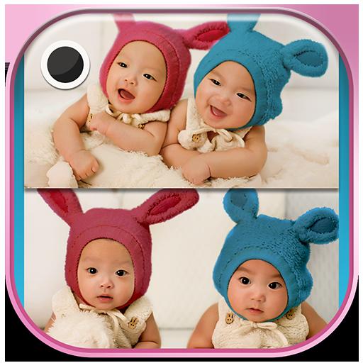 Baby Birthday Video Maker