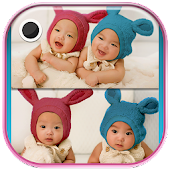 Baby Birthday Video Maker
