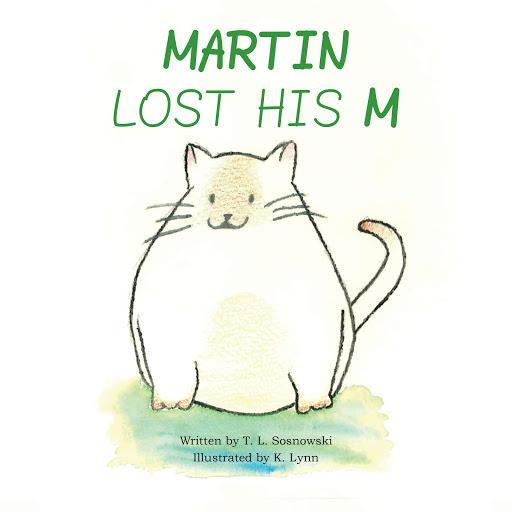 Martin Lost His M cover