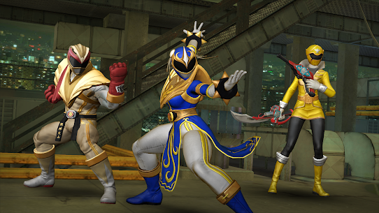 Power Rangers: Legacy Wars Mod Apk 2.9.1 5
