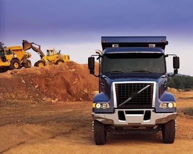 Wallpapers Volvo VHD Trucks - náhled