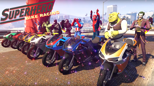 Moto Race 2018: Bike Racing Games  captures d'écran 6