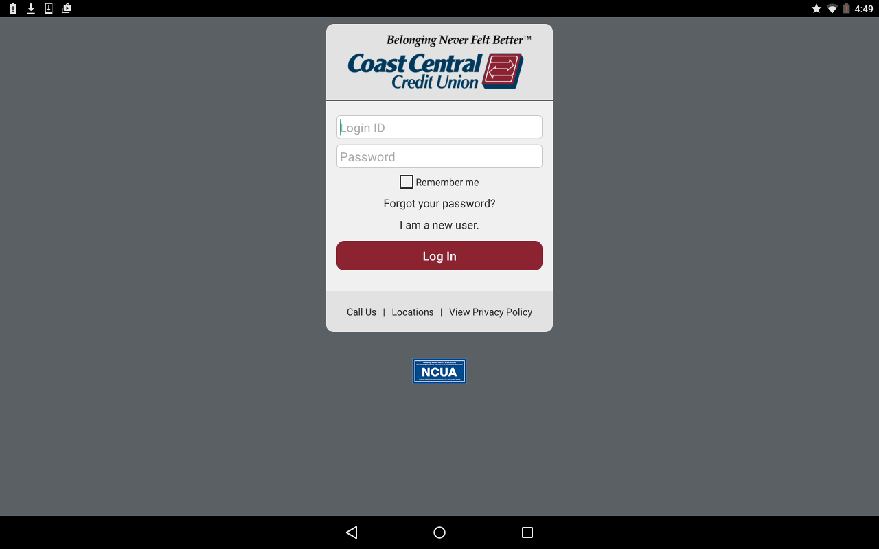 Coast Central Mobile- screenshot