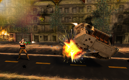 Metal Modern Soldier : Madness Shooter Screenshot