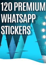 Christmas Stickers for WhatsApp, WAStickersApp v1.0 APK 1