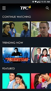 TFC: Watch Pinoy TV & Movies App Download For Android 1