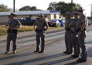 Texas police officers. File photo