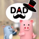 Escape room:Happy Father's Day 2019 icon