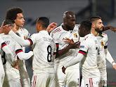La Belgique s'impose grâce à un doublé de Lukaku