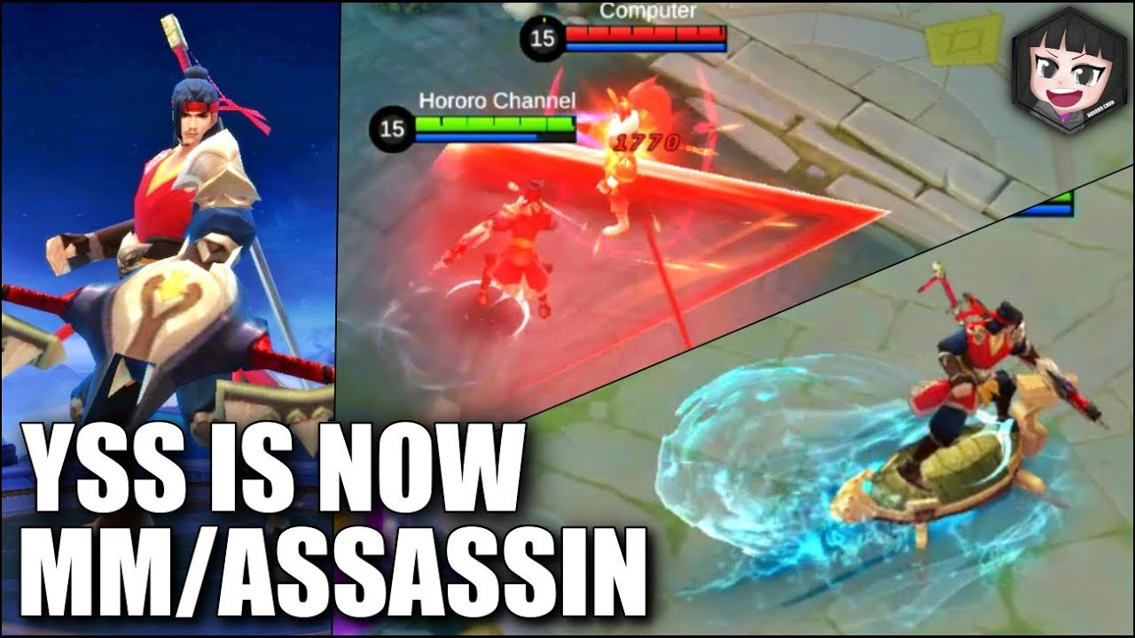 Inilah Counter Hero Yi Sun Shin Mobile Legends Terbaru Spin Esports
