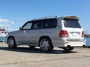 ランドクルーザー100 HDJ101K VXリミテッド・15年車のカスタム事例画像 GO10さんの2018年07月06日12:26の投稿