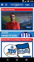 Screenshot of Hertha BSC