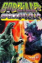 Godzilla Vs. Spacegodzilla (Subtitles)