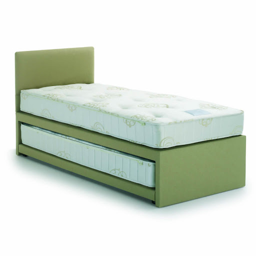 Hypnos Trio Guest Bed & Pocket Sprung Mattresses