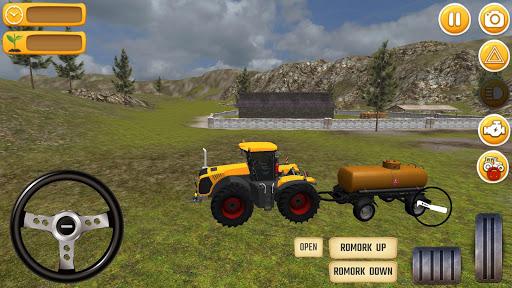 Tractor Farm Simulator Game 1.5 screenshots 4
