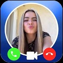 Addison Rae Fake call icon