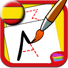ABC Learn Spanish Letters icon