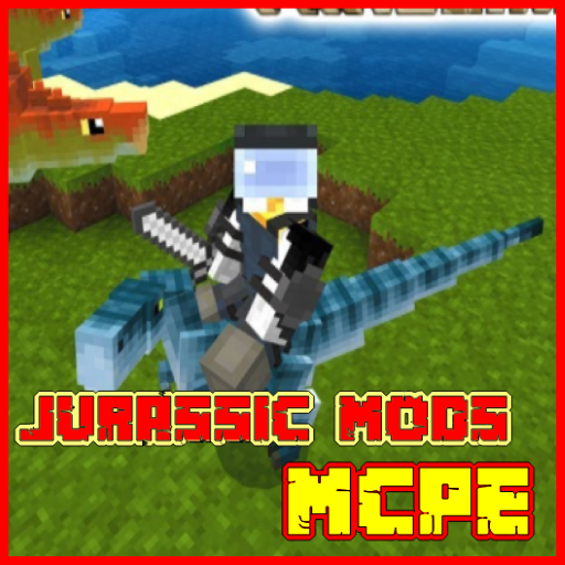 Jurassic Dino Rider Mods MCPE
